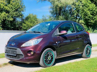 gebraucht Ford Ka Titanium Klima