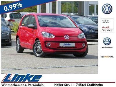 käytetty VW up! cheer 1.0 EcoFuel Navi/GRA/PDC hi./Sitzhzg. KLIM