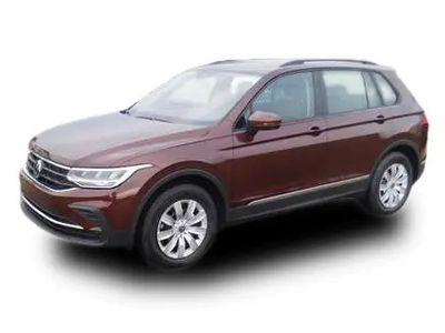 gebraucht VW Tiguan 1.5 Trendline OPF TSI Navi Klima