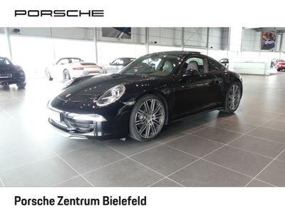 gebraucht Porsche 911 Carrera 4S 991Coupe Naturleder Navi e-Sitze Allrad Multif.Lenkrad Alarm Klimaautom