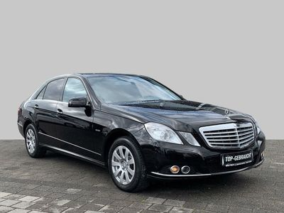 gebraucht Mercedes E250 CGI BlueEfficiency KLIMA / LEDER / NAVI / PDC