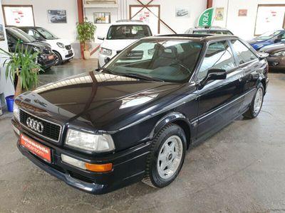 gebraucht Audi Coupé 2.6/3.Hand/Historie/Zahnriemen Neu