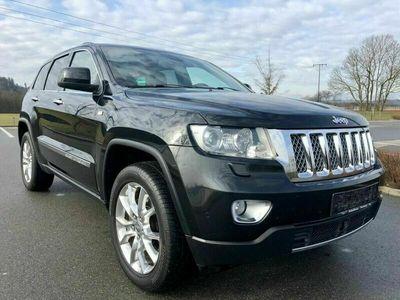 """gebraucht Jeep Grand Cherokee 3.0 CRD Overland Summit*Voll*20""""*"""