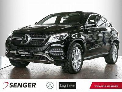 gebraucht Mercedes GLE350 d 4M Coupè*Distronic*Spur-Paket*LED*Navi