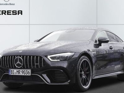 gebraucht Mercedes AMG GT Mercedes- 63 4M Multibeam Distronic Comand