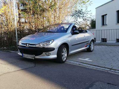 gebraucht Peugeot 206 CC 135