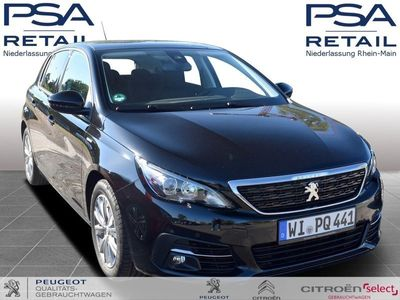 gebraucht Peugeot 308 PureTech 130 GPF S&S Style*SZH*KAMERA*