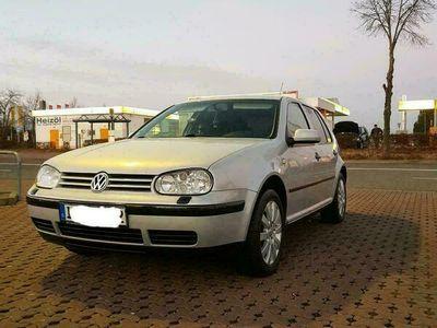 gebraucht VW Golf VW4. 1,6 Benzin als in Arnstadt