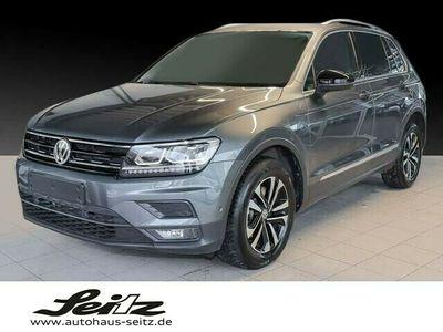 gebraucht VW Tiguan 2.0 TSI 4M IQ.DRIVE KAMERA*LED*NAVI als SUV/Geländewagen/Pickup in Weingarten