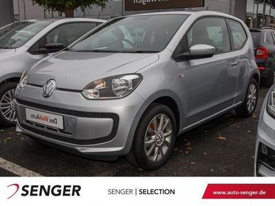 gebraucht VW up! up! move1.0 club 44kW (60PS) 5-Gang