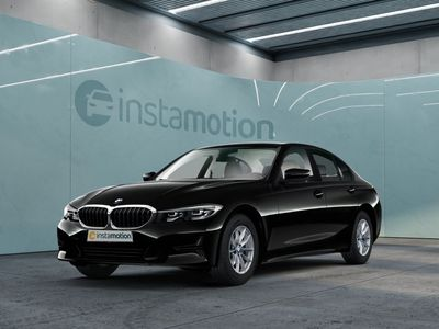 gebraucht BMW 318 318 d Advantage EU6d-T Navi LED Temp Klima PDC