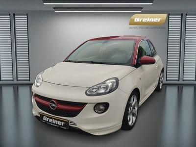 gebraucht Opel Adam S 1.4 Turbo KLIMAAUTO|SHZ|LRHZ|PDC|USB
