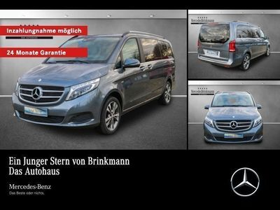 gebraucht Mercedes V250 d AVANTGARDE EDITION Lang Comand/Navi/LED
