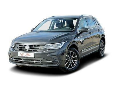 gebraucht VW Tiguan 1.5 TSI DSG FL 3-Zonen-Klima Navi Sitzheizung