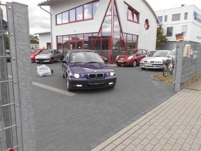 gebraucht BMW 316 3er compact KLIMA. ALUFELGENWINTERRDER