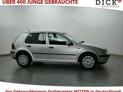 gebraucht VW Golf 1.9 TDI Special>EURO 4+KLIMA+SCHECHECKHEFT!