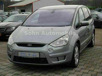 gebraucht Ford S-MAX Aut./7-Sitzer/AHK/PDC/SHZ/S-heft/!HU NEU!