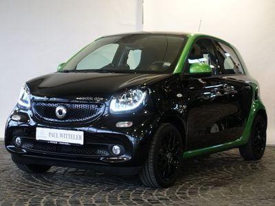 käytetty Smart ForFour Electric Drive Prime/Leder/Navi/Pano-Dac