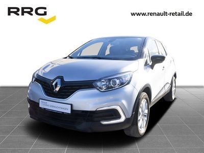 gebraucht Renault Captur 0.9 TCe 90 LIMITED Navi, Klimaautomatik,