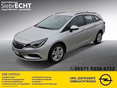 gebraucht Opel Astra ST 1.6 CDTI Edition S/S*Navi*PDC*Ergositz*SHZ*uvm.