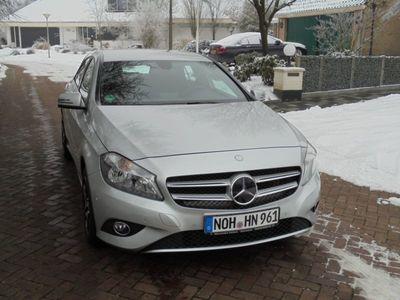 gebraucht Mercedes A180 CDI (BlueEFFICIENCY) Urban AMG