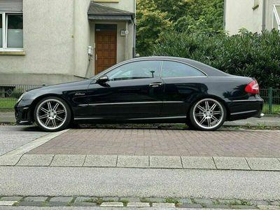 gebraucht Mercedes CLK320 AMG Optik