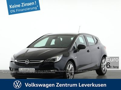 gebraucht Opel Astra 1.6 CDTI Dynamic INTELLILINK PDC KLIMA - Klima,Alu,Servo,