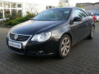 gebraucht VW Eos Edition2010 Leder, Klima, Navi