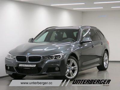 gebraucht BMW 320 d xDrive M Sport HUD, LED, Panoramadach