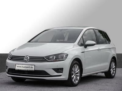 gebraucht VW Golf Sportsvan Golf Sportsvan 2.0 TDI Lounge Navi Bluetooth
