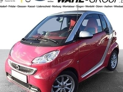 gebraucht Smart ForTwo Electric Drive cabrio Klimaaut.