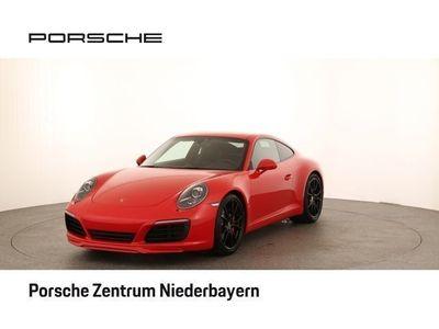 käytetty Porsche 911 Carrera S 991 (911)(PASM-20mm Sportfahrwerk)