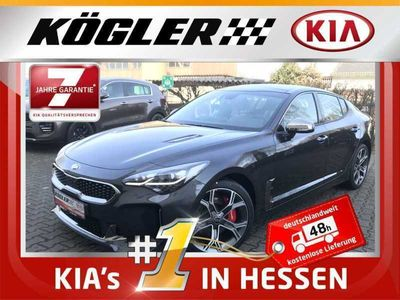 gebraucht Kia Stinger 3.3i T AUT AWD GT MY19 GD|HUD|LEDER|RFK