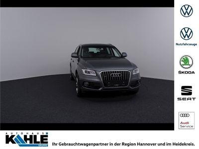 gebraucht Audi Q5 2.0 TDI Quattro DPF Navi AHK Klima PDC