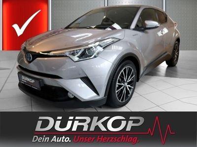 gebraucht Toyota C-HR Hybrid Team D 1.8 Rückfahrkam. Einparkhilfe