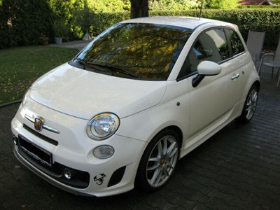 gebraucht Abarth 500 Custom 1,4 16V in Topzustand !!