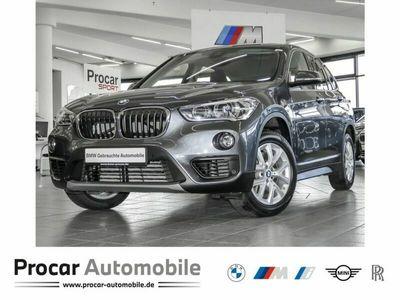 gebraucht BMW X1 sDrive20i