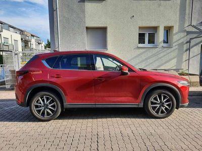 gebraucht Mazda CX-5 SKYACTIV-G 194 Aut. AWD Sports-Line