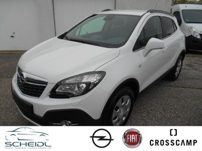 gebraucht Opel Mokka X Mokka Innovation ecoFlex 4x4 1.6 CDTI Navi Dyn. Kurvenlicht Allrad Fernlichtass. PDCv+h