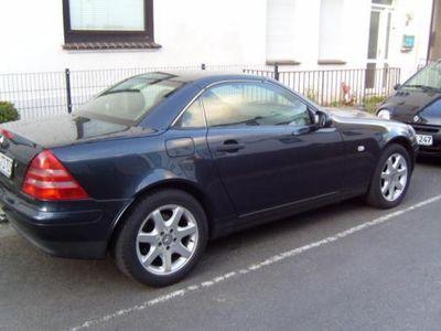 gebraucht Mercedes 230 SLK R170 /K ( KOMPRESSOR ) - LESEN... !!!