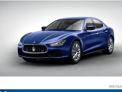 gebraucht Maserati Ghibli Diesel ZF-Aut. Euro 6d-Temp DAB 19'' Navi