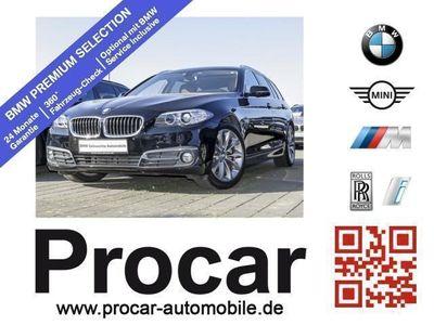 gebraucht BMW 520 d Touring Luxury Line Aut. Navi Panorama-Glsd