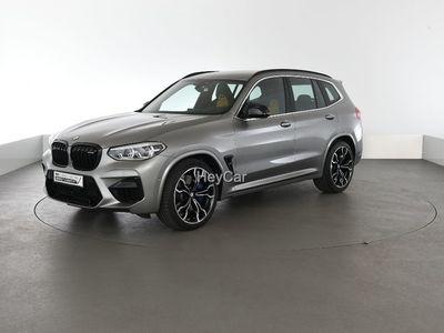 gebraucht BMW X3 M COMPETITION NaviProf Leder Xenon LED Scheinwerfer TV