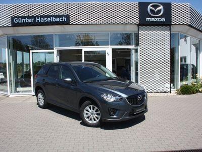 gebraucht Mazda CX-5 Rückfahrkamera Klimaautomatik Sitzh Navi Xenon