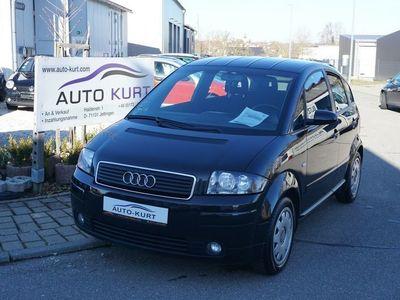 gebraucht Audi A2 1.4 Scheckheft 95500km 12/21 tüv