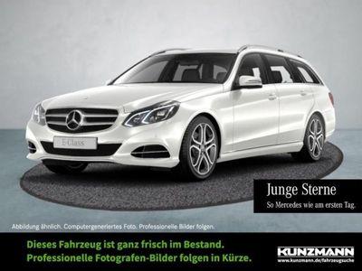 gebraucht Mercedes E250 4M T SportP Avantgarde Comand Standheiz