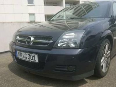 gebraucht Opel Vectra GTS Vectra C3,2l V6