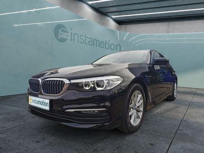 gebraucht BMW 520 520 d EU6d-T Aut LED Navi HUD Temp Klima Park-Assistent