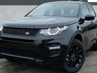 gebraucht Land Rover Discovery Sport TD4 AWD SE Automatik