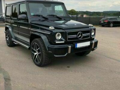 gebraucht Mercedes G63 AMG AMG Designo/Carbon/TV/Garantie als SUV/Geländewagen/Pickup in Dillingen